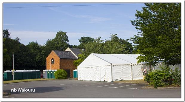 beer tents