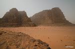 Wadi Rum - Les Sept Piliers de la sagesse