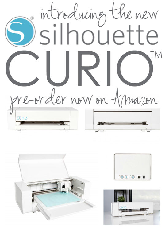 Introducing the new Silhouette Curio