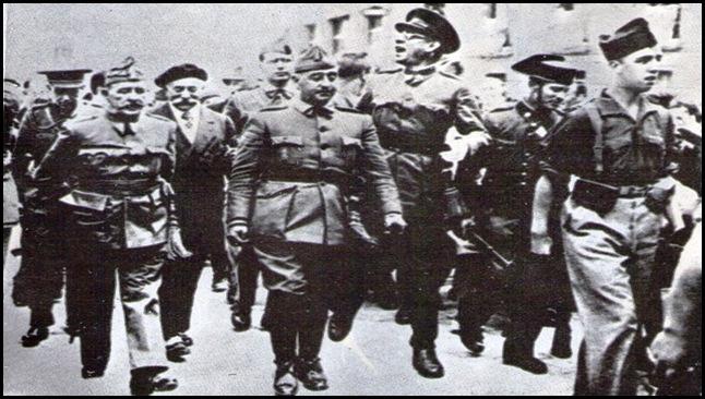 España desde la Guerra Civil