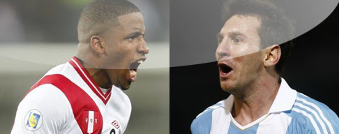 Perú vs. Argentina en VIVO - Eliminatorias Brasil 2014