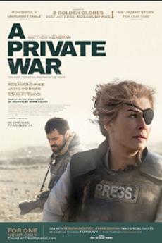 Baixar Filme Uma Guerra Pessoal (2019) Dublado Torrent Grátis