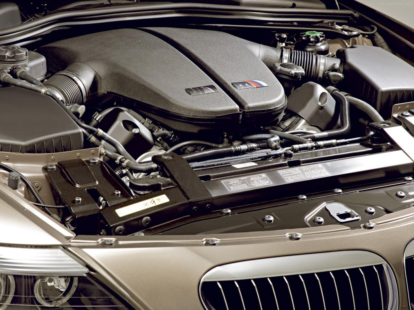 BMW M6 Cabrio 2007 wallpaper.