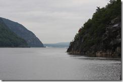 Kingston Hudson Highlands River Gourge