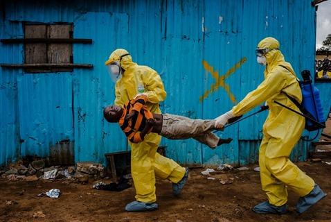 ebola monrovia