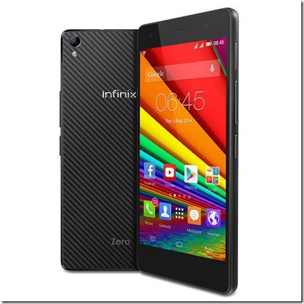 Infinix Zero 2 Diluncurkan di Indonesia, Ponsel 4G LTE dengan RAM 3GB Termurah!