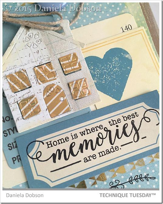 Memories close by Daniela Dobson