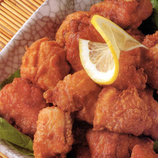 Deep-fried Chicken Nuggets (Tori no kara-age)