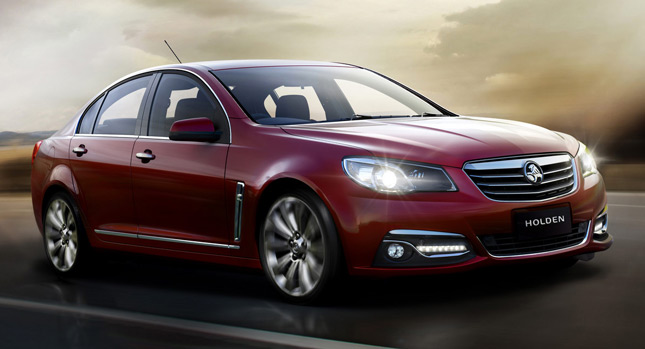 2014 Holden Commodore VF Meet the 2014 Holden Commodore VF and Consequently, the Chevrolet SS [74 Pics & Videos]