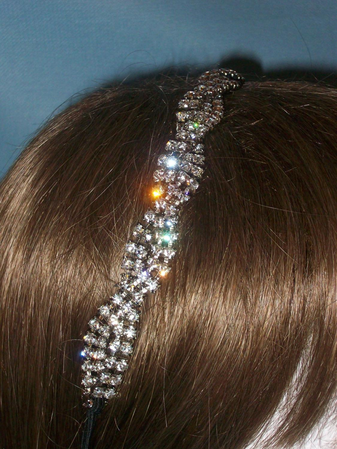 Bridal Headband - Molly