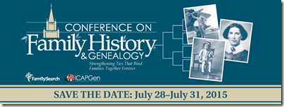 BYU Conference on Family History and Genealogy