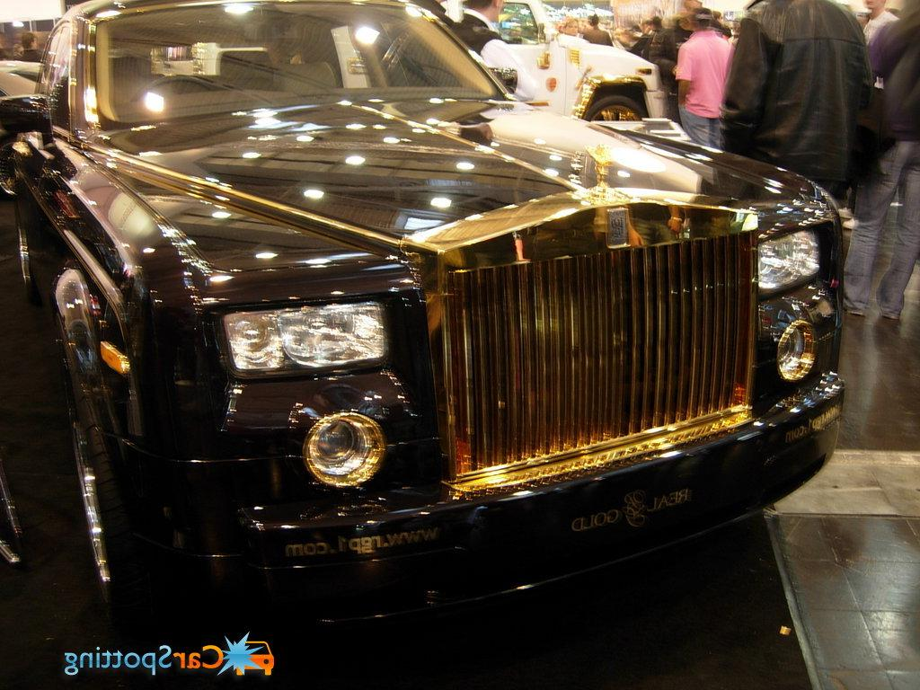 Rolls Royce Phantom. Tuning-