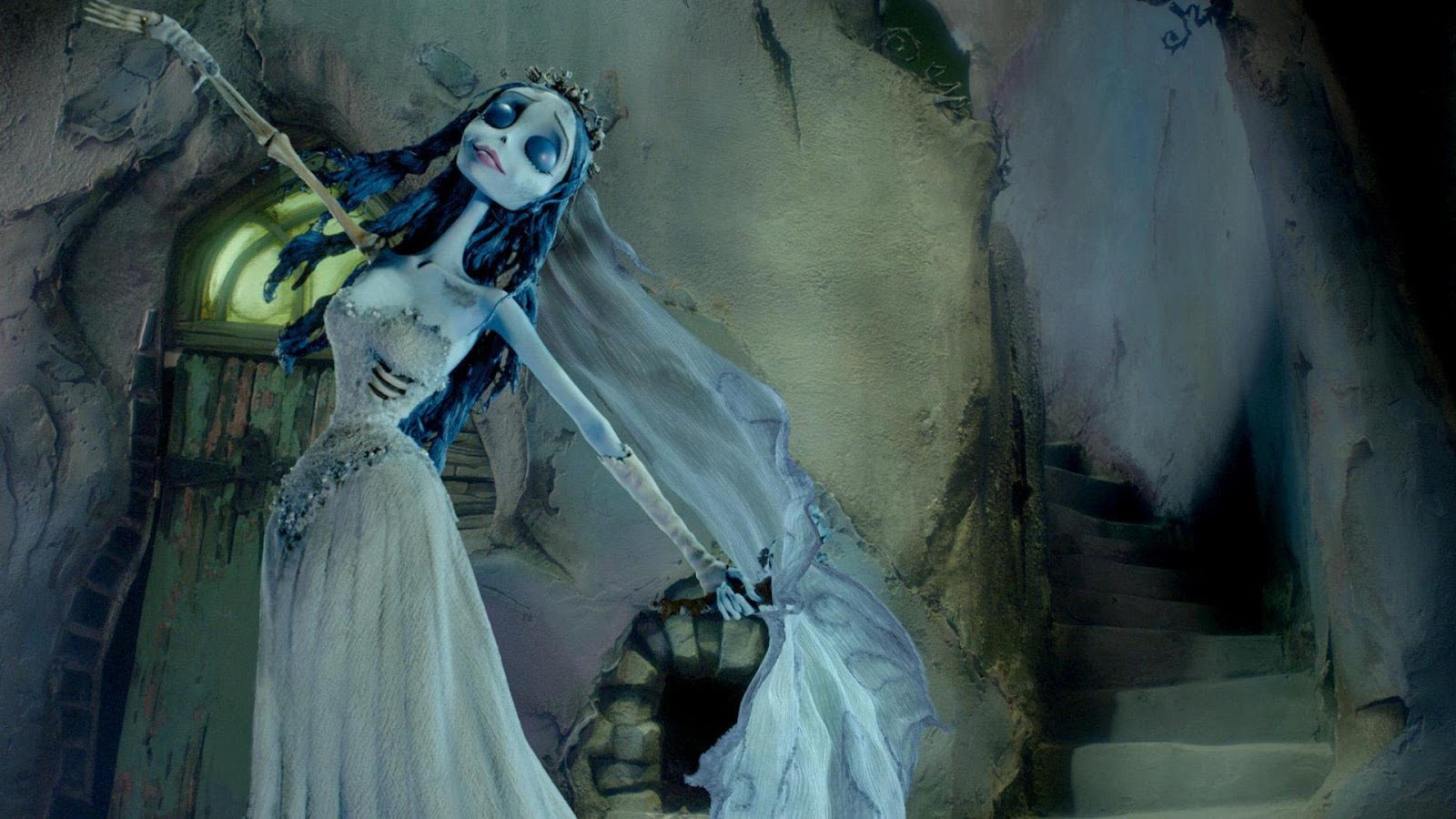 Corpse Bride     Blu-ray Disc