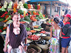 Here we are at the market about a kilometer from our house in Antsirabe. There are MANY nice vegetables to buy and many opportunities to practice our language learning!