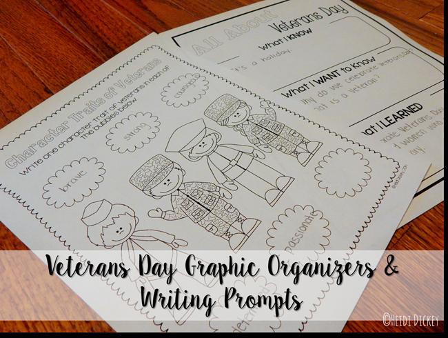 VeteransDayGraphicOrganizers2