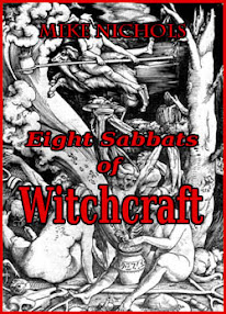 Cover of Mike Nichols's Book Eight Sabbats Of Witchcraft