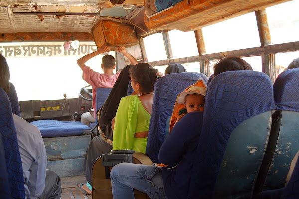 индия автобус