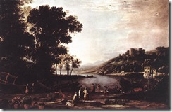 Claude_Lorrain_-_Landscape_with_Merchants_-_WGA04975