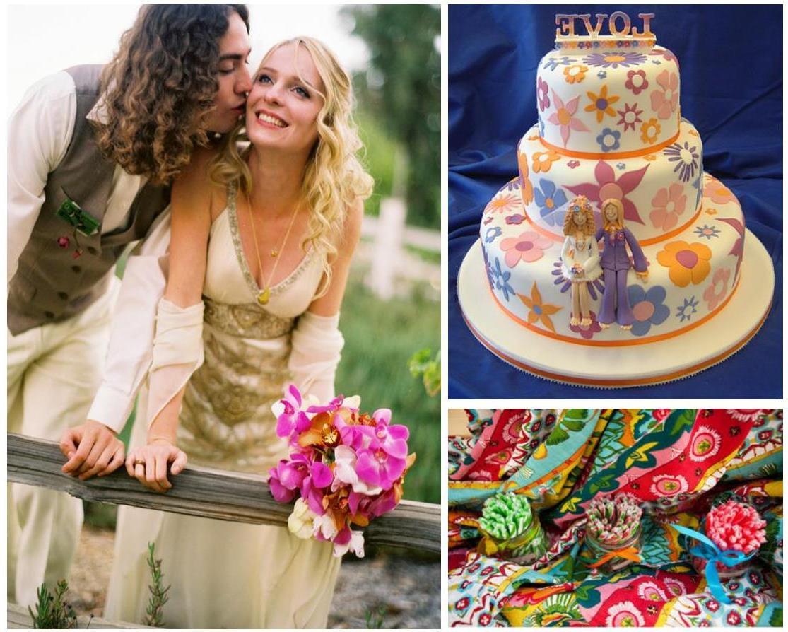 nieceys blog hippie wedding invitations
