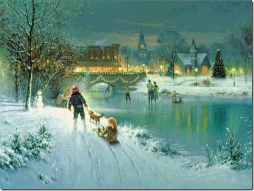paisajes navidad (3)