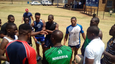 #ThinkOutLoud Nigeria's Rugby Team, Black Stallion Prepare for 2016 Olympic Qualifiers.
