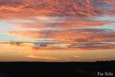 Sunset September 12