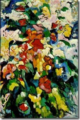 Maurice de Vlaminck, flowers symphony in colors, 1906-07