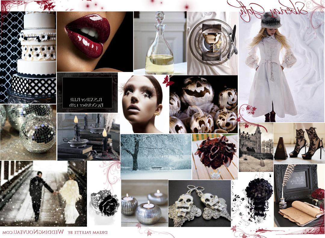Goth - Wedding Inspiration