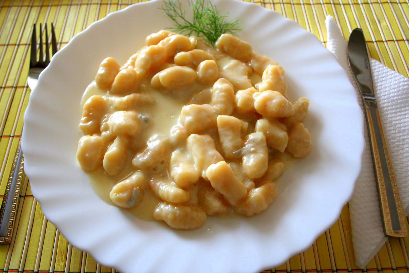 Как сделать картофельные ньокки