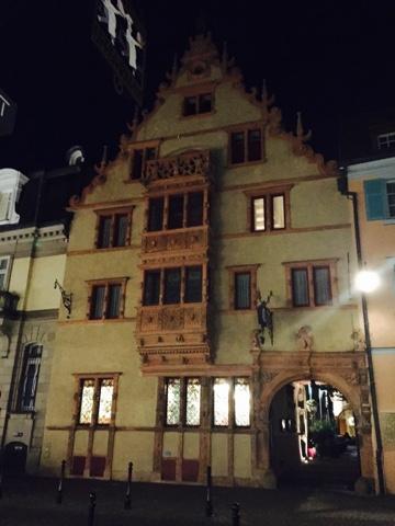 """Hotel """"La Maison des Têtes"""""""