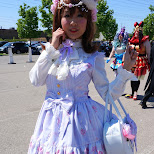 lolita anime north 2015 in Toronto, Ontario, Canada
