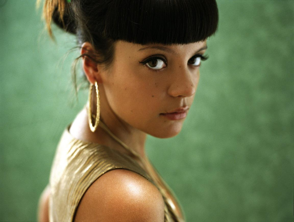 Lily Allen: 25, Pregnant