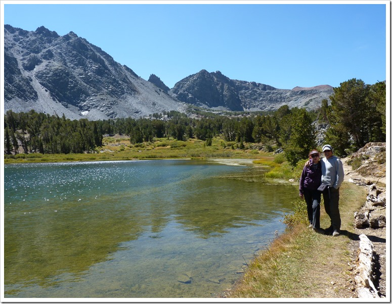Virginia Lakes CA Hike