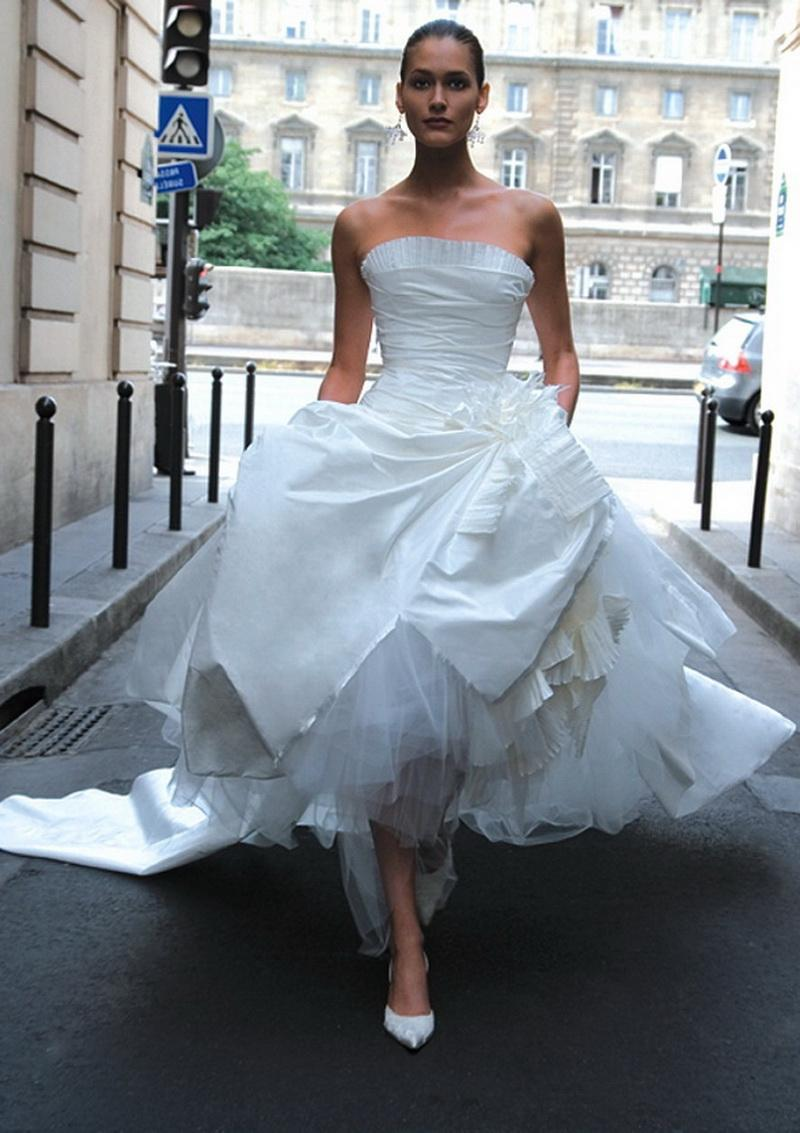 2011 New Wedding Dress