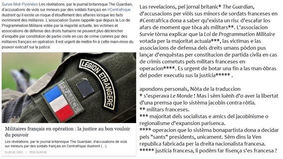 expression del nacionalisme francés justícia bonapartista poder central
