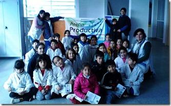 Pequeños grandes proyectos en la Escuela PrimariaNº 15 de San Bernardo