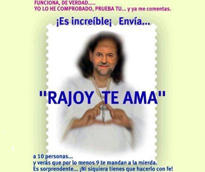 Rajoy te ama