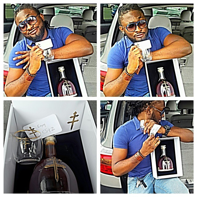 Uti Nwachukwu To Host The Launch Of Jay Z Cognac D'Usse.