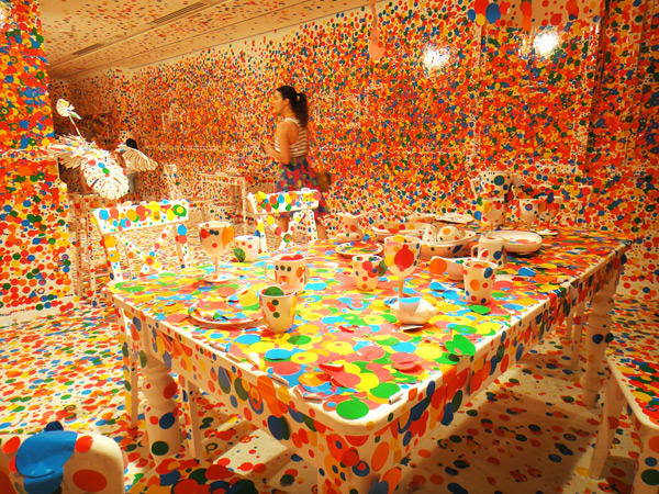 The obliteration room 8