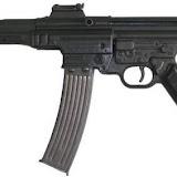Bildmaterial zur Entwicklung des Sturmgewehres im 2WK