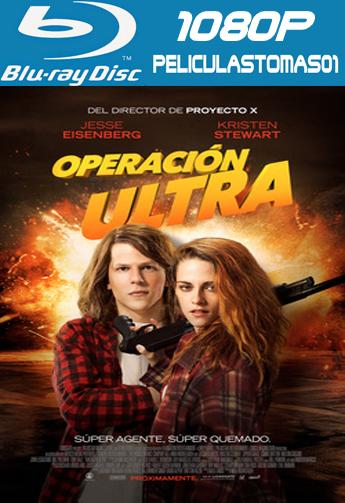 Operación Ultra (American Ultra) (2015) [BRRip 1080p/Dual Latino-ingles]