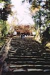 Takao Monastery outside Kyoto, Japan.