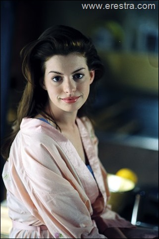 Pictured: Anne Hathaway stars as Mia in Princess Diaries 2: Royal Engagement.<br /><br /><br /><br /><br />