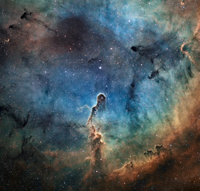 Nebulosa Tromba do Elefante e IC 1396