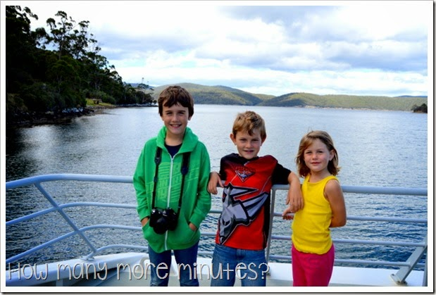 How Many More Minutes? ~ Port Arthur, part one
