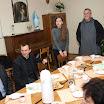 Spotkanie rodzin, wolontariuszy i Ojca Bazyli z współnoty św. Jana