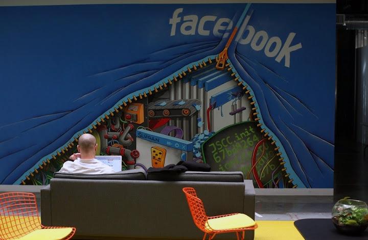 facebook vs google büro