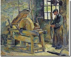 Maximilien-Luce-the-grinder