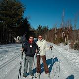 XC Skiing in NH