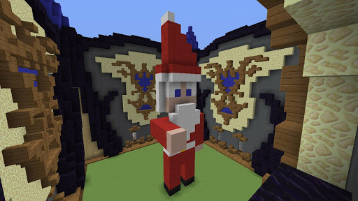 Build Battle Christmas - screenshot